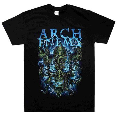 Arch Enemy Destruction Plague Death Metal Black T-shirt