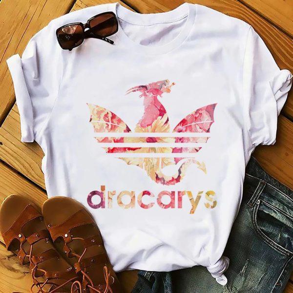 Dracarys Dragon T-Shirt 3