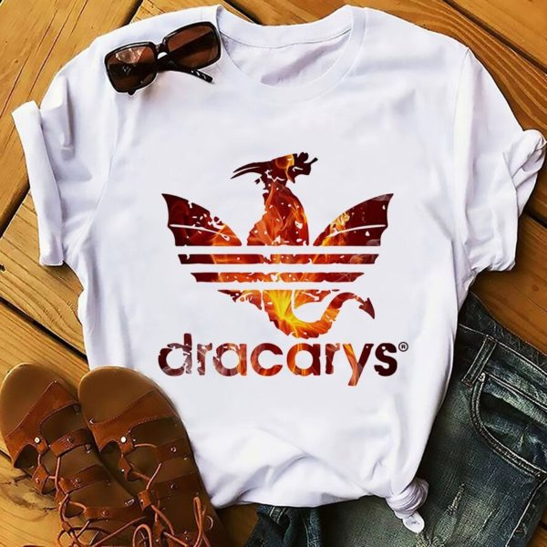 Dracarys Dragon T-Shirt 4