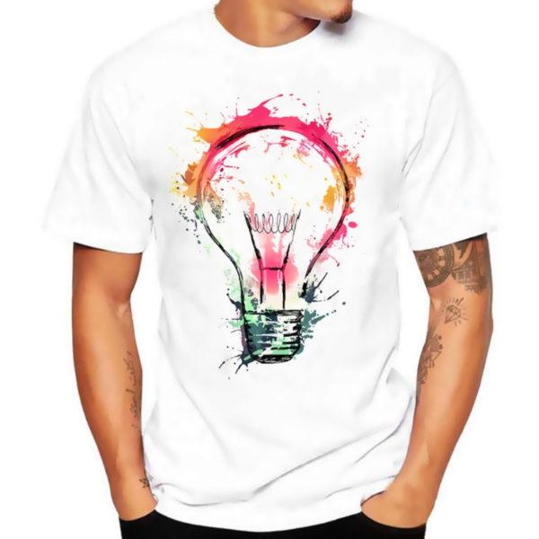 Light Bulb Shino Graphic